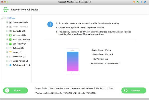 Aiseesoft Mac FoneLab Key