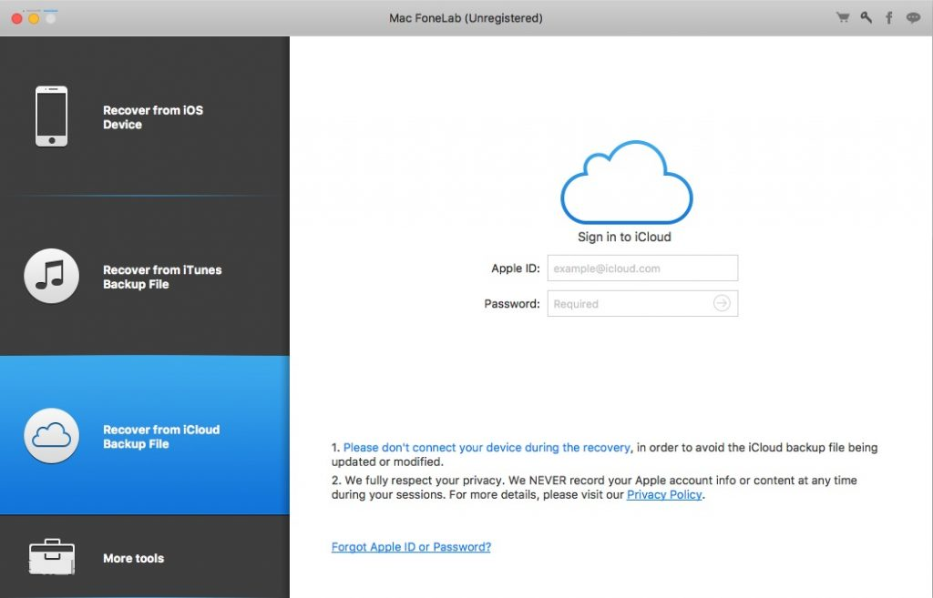 Aiseesoft Mac FoneLab License Key