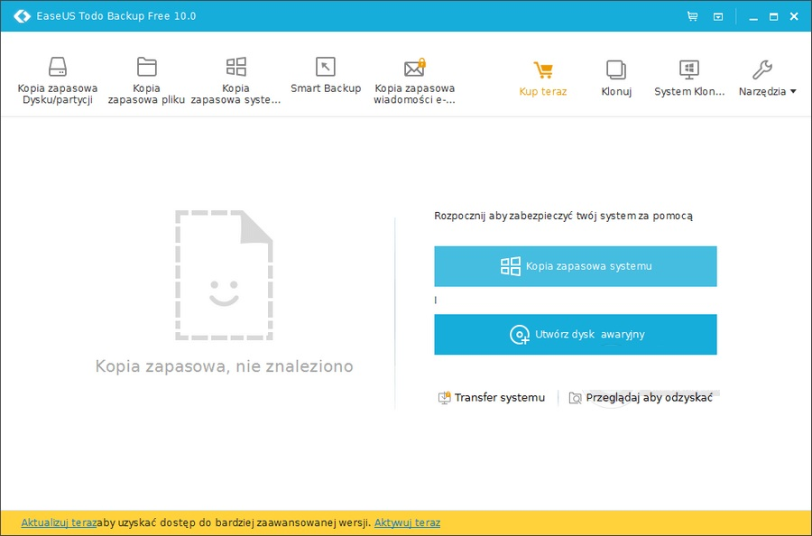 EaseUs Todo Backup 10.6 Crack
