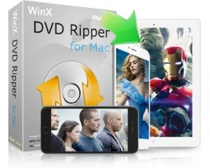 WinX DVD Ripper Platinum 8.20.7.246 Crack
