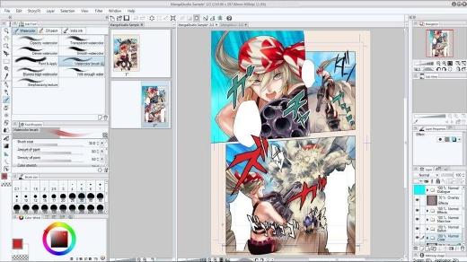 Clip Studio Paint EX 1.9.4 Crack Full Keygen Latest Version Download