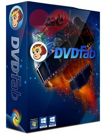 DVDFab 11.1.0.6 Crack Registration Key 2021 [Latest Version]