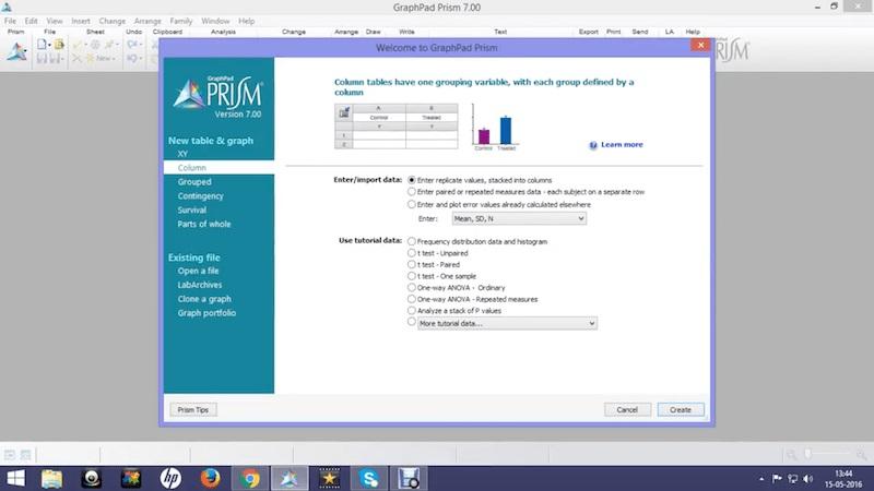 GraphPad Prism 7.04 Keygen