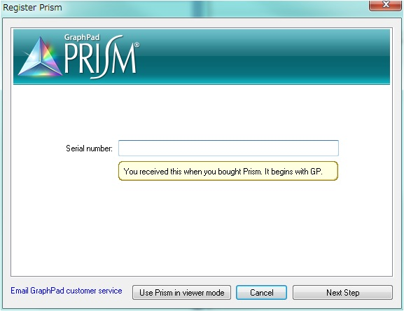 GraphPad Prism 7.04 License Number