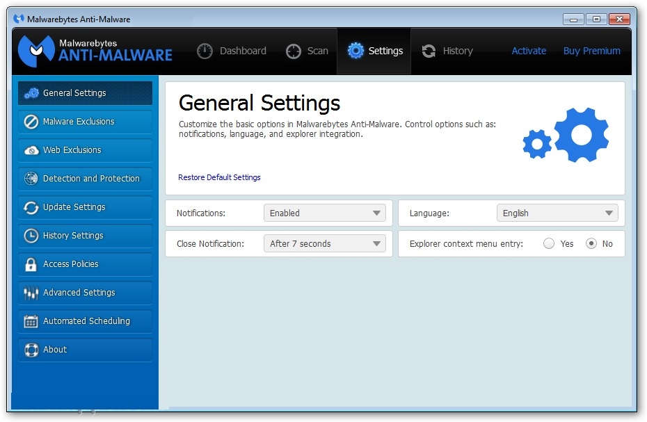 MalwareBytes Anti-Malware Premium 3.3.1 License key