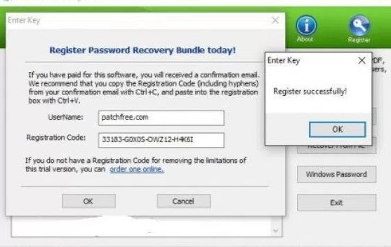 Password Recovery Bundle 2018 Key