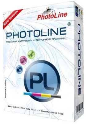 PhotoLine 20 Crack