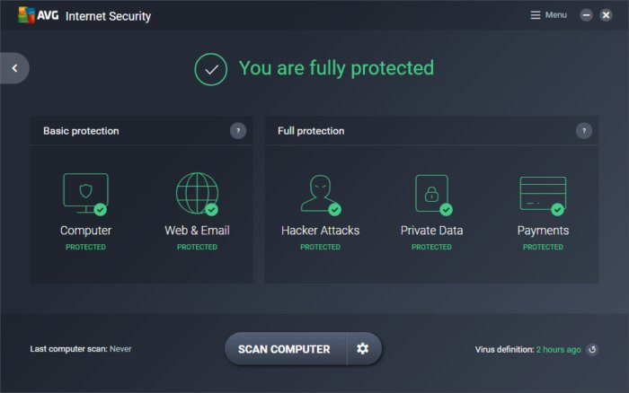 AVG Internet Security 2020 License Key + Crack Download [Latest]
