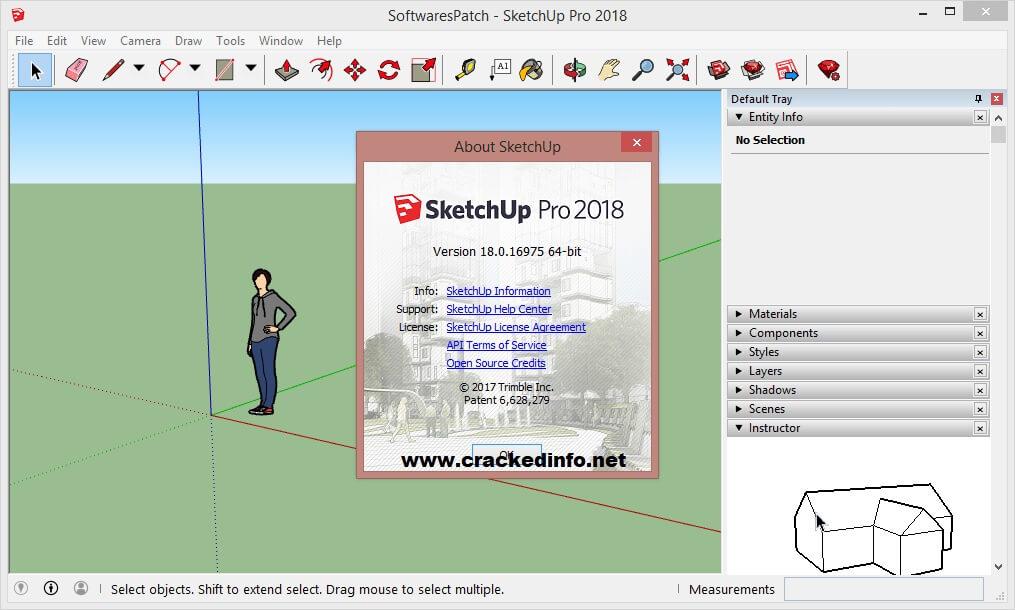 Sketchup Pro 2018 Keygen