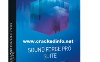 Sound Forge Pro 12 Suite Crack