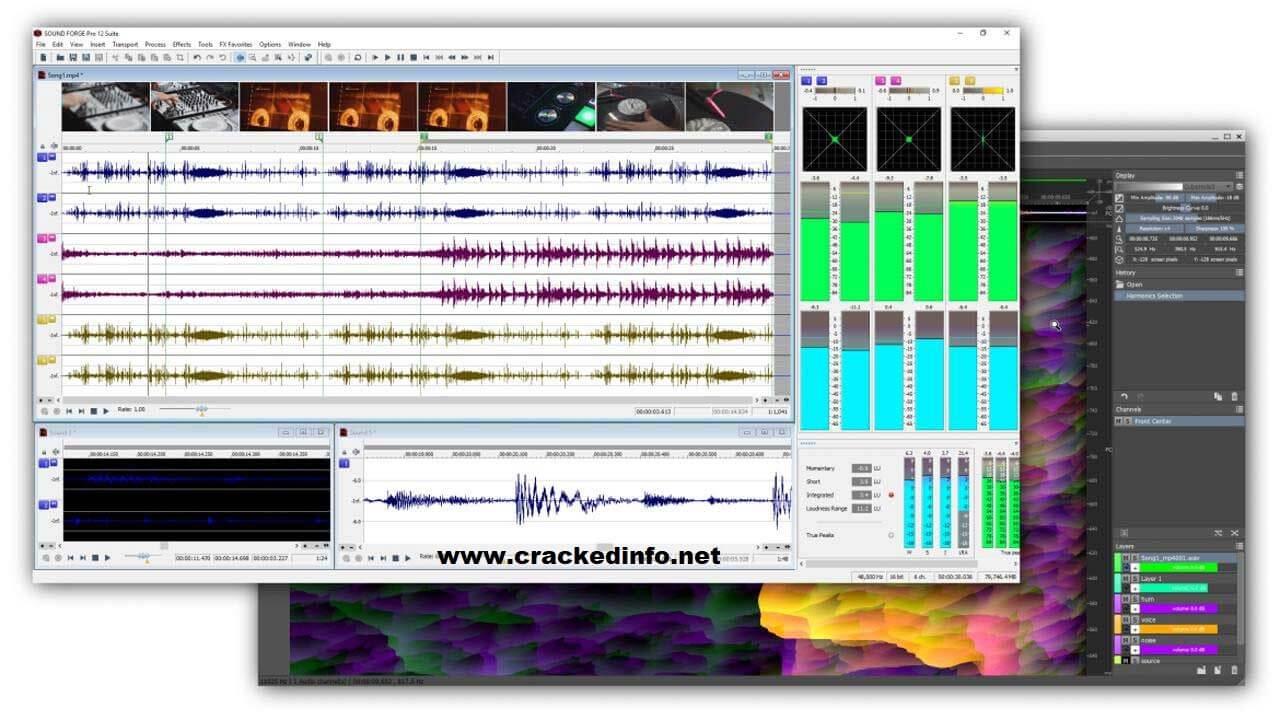 Sound Forge Pro 12 Suite Keygen