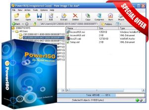 PowerISO 7.7 With Serial Key 2020 Full Crack [Latest Version]