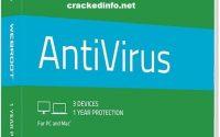 Webroot SecureAnywhere Antivirus 2019 KeyCode