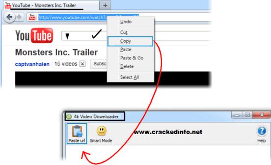 4K Video Downloader 4.4.11.2412 Crack plus Serial Key Free