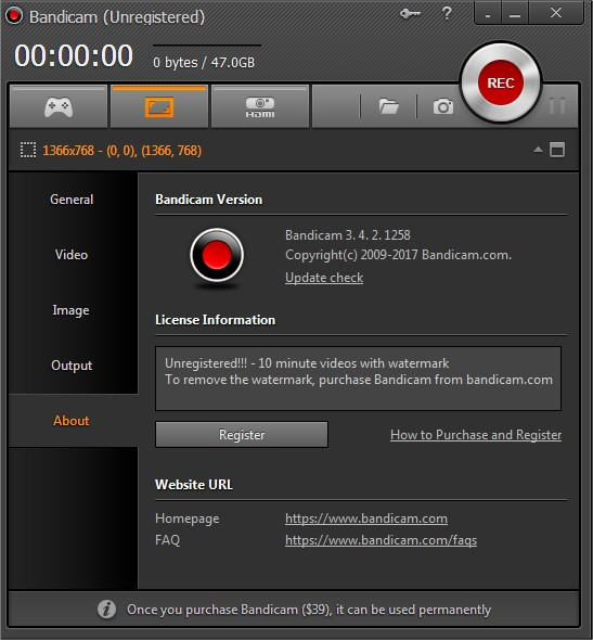 Bandicam 4.3.0 Crack plus Activation Key 2019