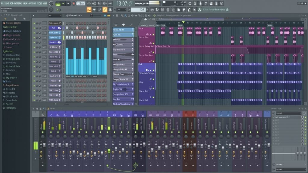 FL Studio 20.8.4.2576 Crack