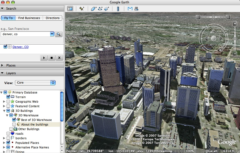 Google Earth Pro 7.3.2 License Key
