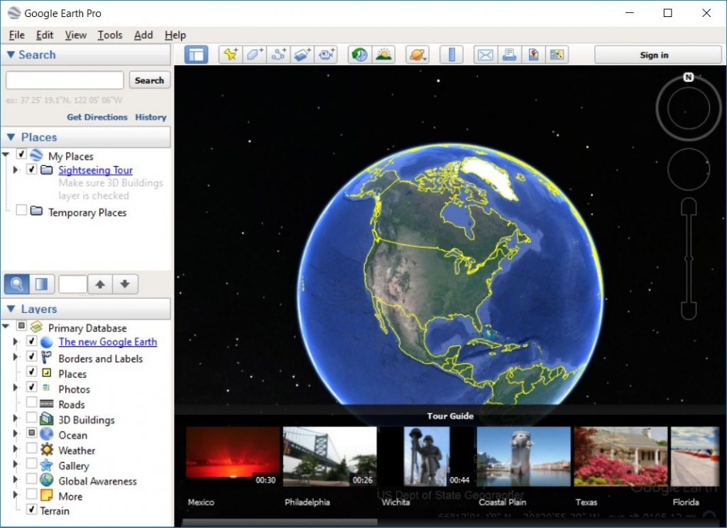 Google Earth Pro 7.3.2 Patch