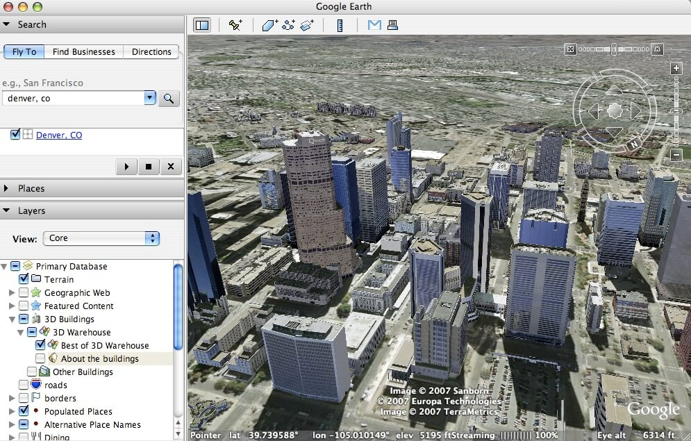 Google Earth Pro 7.3.2 Crack with Patch 2020 Free Download