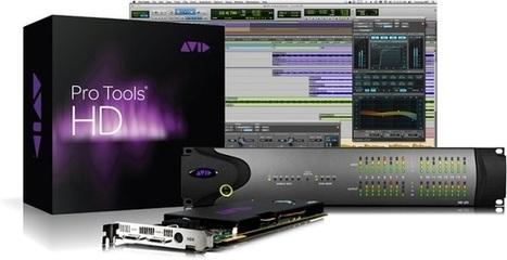 Avid Pro Tools 12.8.3 Crack Mac