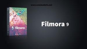 Wondershare Filmora Crack 10.5.9.10