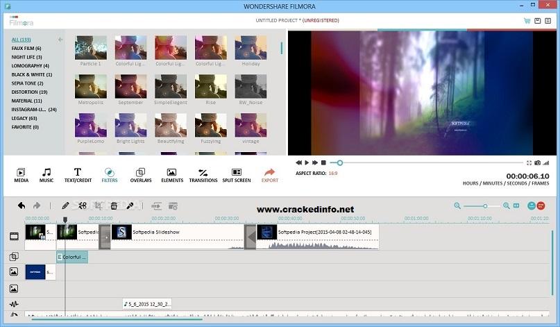 Wondershare Filmora 9.0.7.2