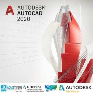 Autodesk Autocad 2020 Crack plus Serial Number Download