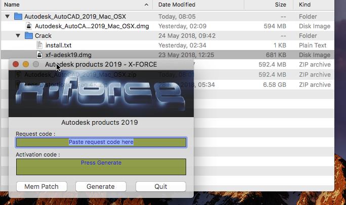 Autodesk Autocad 2019 cracked
