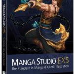 Manga Studio 5.0.6 EX Crack