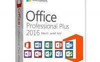 Microsoft Office Professional plus 2016 Product Key