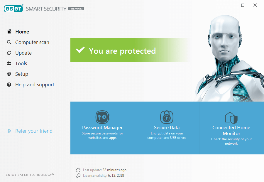 Eset Smart Security 13.0.2 License Key 2020 with Crack Full Version