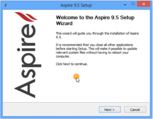 Vectric Aspire 9.5 Patch with Full Crack 2020 Free Download