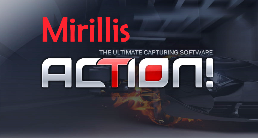 Mirillis Action 4.11.1 Crack With Activation Key {Latest Version} 2021