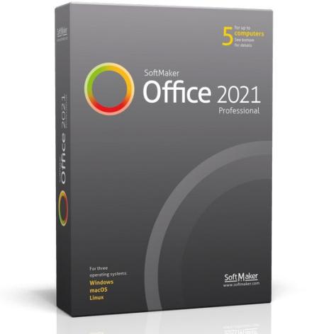 SoftMaker Office Professional 2021 Rev S1014.0529 Full Crack Download