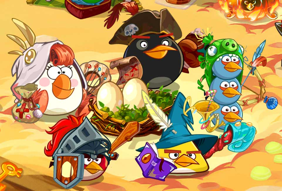 Angry Birds Epic 3.0.27463.4821 for Android Hack + Mod (Latest Version)