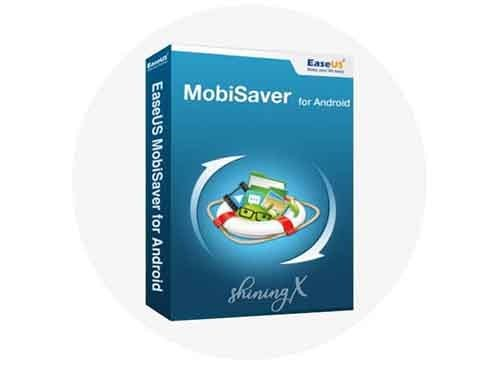 Easeus Mobisaver 7.6 Crack Plus Serial Key, License Code Latest