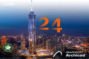ARCHICAD 24 Build 3008 With Crack Free Download 2021