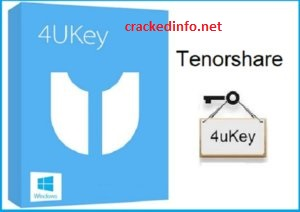 Tenorshare 4uKey Crack 2.2.3.0 With Free Registration Code Latest Version 2021