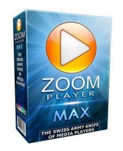 Zoom Player MAX 15.5 With Crack Keygen Key Latest Version
