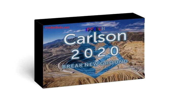 Carlson Civil Suite 2021 Incl Full Crack Free Download