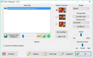 Push Video Wallpaper 4.51 Crack + License Keys (2021) Latest Version