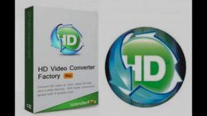 Wonderfox HD Video Converter Factory Pro 19.3 Crack + Serial Key Latest