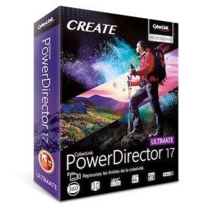 CyberLink PowerDirector Ultimate 19.0.2222.0 Crack + Serial Key Free Download