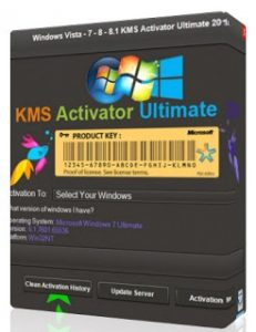 Windows KMS Activator Ultimate 2020 v5.1 Crack & Portable [Mac/Win]