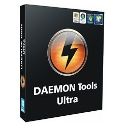 DAEMON Tools Ultra 5.9.0.1527 Crack + License Key Full Latest