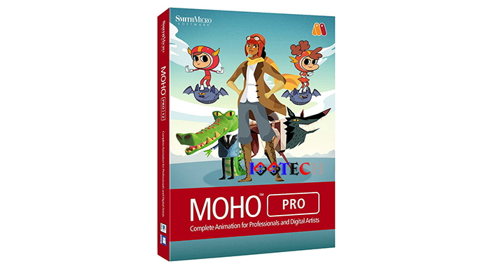 Smith Micro Moho Pro 13.5 Crack + 2021 Keygen { Latest }
