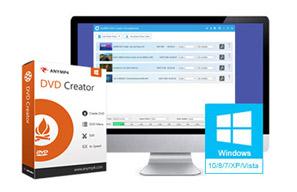 AnyMP4 DVD Creator 7.2.70 Crack [2021] Plus License Key Free