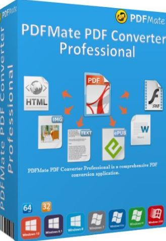 PDFMate PDF Converter Pro Crack